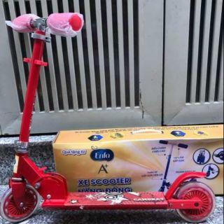 Xe trượt scooter khuyến mãi sữa Enfa