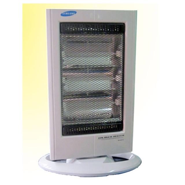 [HOMEMALL0118 TỐI ĐA 70K] Đèn sưởi Samsung 3 bóng 900w