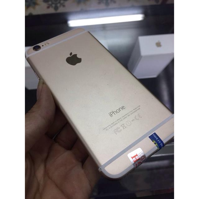 Điện thoại iphone 6 quốc tế_zin_đẹp keng(full phụ kiện)