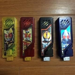 Đồ chơi Candy/Gashapon Gaia Memory Kamen Rider