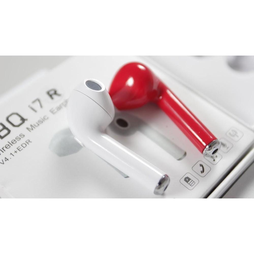 [ Deal Giá Tốt ] [Deal Giá Tốt] Tai Nghe Bluetooth không Dây HBQ I7R 1 bên tai y hệt AirPods