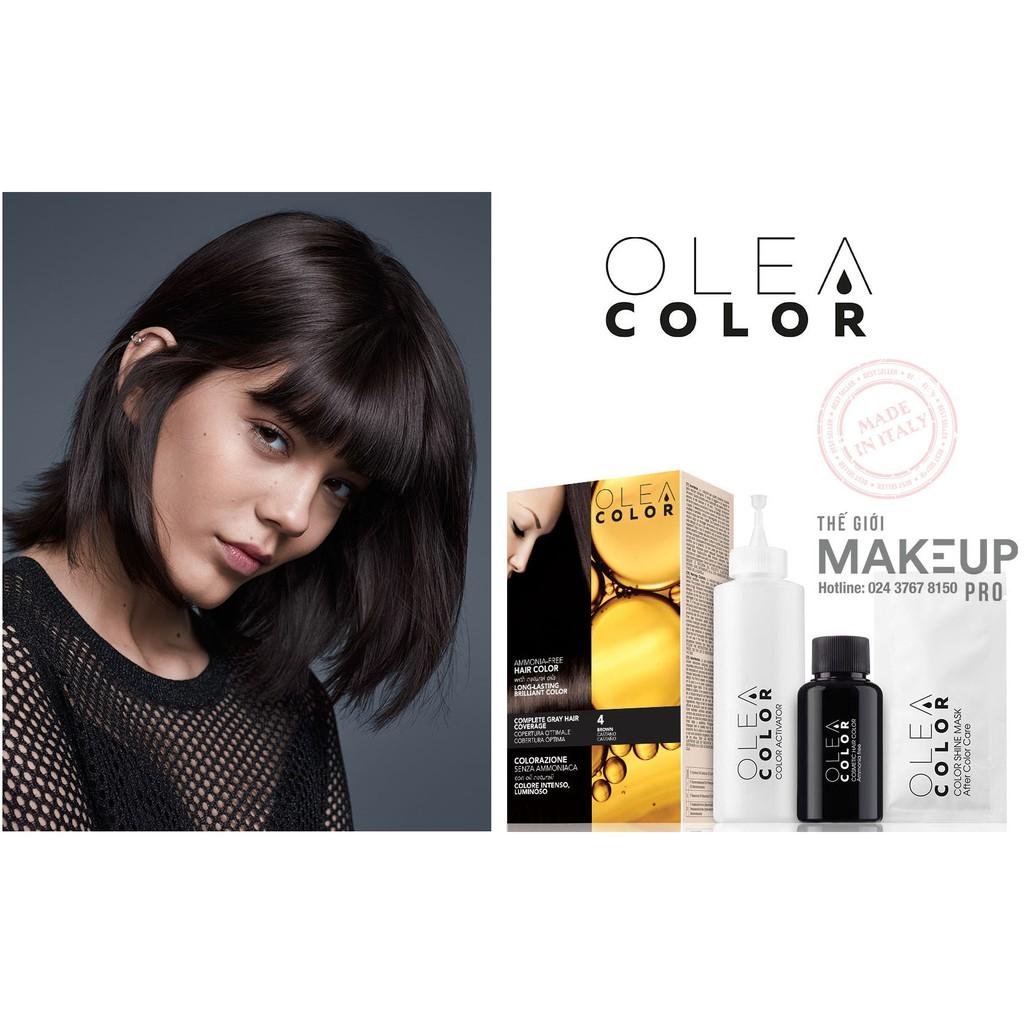 [Mua 2 tặng 1] Kem nhuộm dưỡng tóc không Amoniac Olea Color ITALY 20 Màu lựa chọn - 3442579 , 848347231 , 322_848347231 , 705000 , Mua-2-tang-1-Kem-nhuom-duong-toc-khong-Amoniac-Olea-Color-ITALY-20-Mau-lua-chon-322_848347231 , shopee.vn , [Mua 2 tặng 1] Kem nhuộm dưỡng tóc không Amoniac Olea Color ITALY 20 Màu lựa chọn