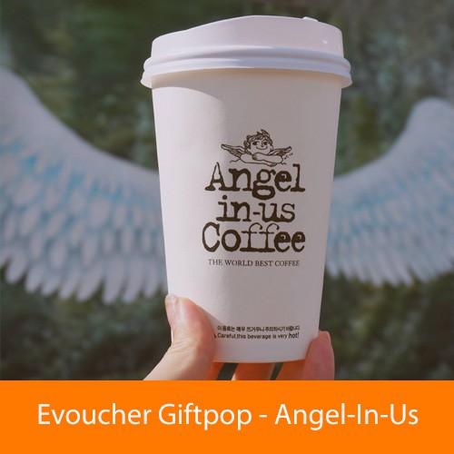 Hà Nội, Hồ Chí Minh [Evoucher] Phiếu mua hàng Angel-In-Us - Mango (Sinh tố X