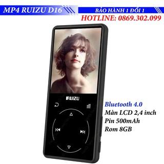 Máy Nghe Nhạc Bluetooth 4.1 Ruizu D16 - Lossless Mp3 thumbnail