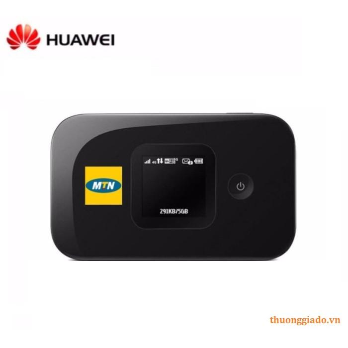 Bộ phát Wifi MTN E5577s-321 từ sim 4G/sim 3G (Huawei sản xuất)
