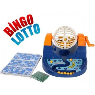 Bộ quay loto 90 số – Bingo loto