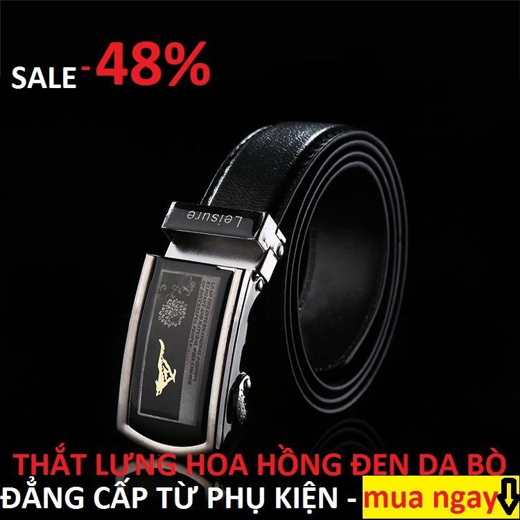 Thắt lưng da nam cao cấp giá rẻ TL01F1