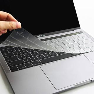 Miếng dán bảo vệ bàn phím Macbook Air 13″/ Pro 13″/ 15″ nhựa dẻo