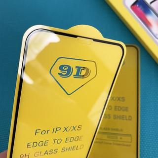 Kính cường lực 9D cho IPHONE 6–>12 Pro Max, full màn, chất lượng tốt