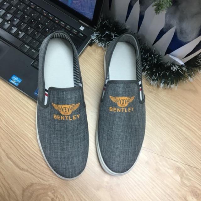 Giày Vải Nam Phong Cách Hàn Quốc
