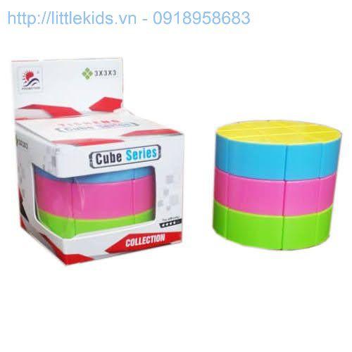 Đồ Chơi Rubik Promotion Biến Thể Hình Trụ 3x3x3 – No.8801