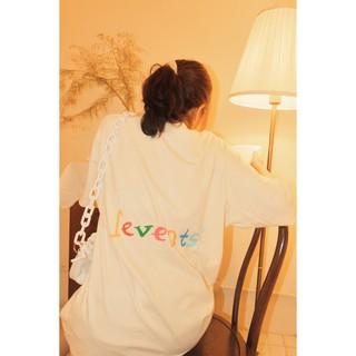 Hình ảnh Áo thun LEVENTS Loveyou300k Special/ Cream-3
