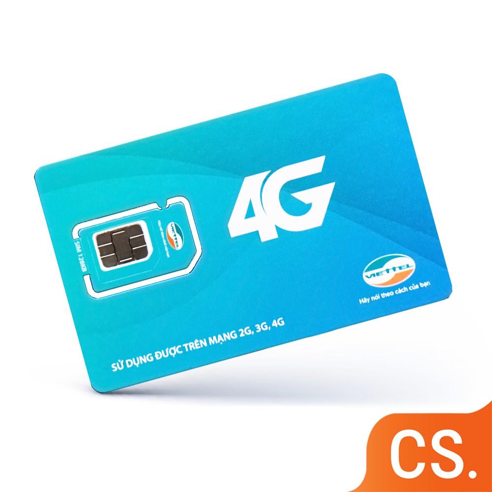 Sim 4G Viiettel MT5C tặng 3GB DATA/ngày chỉ với 5