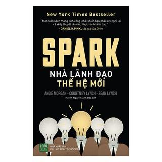 Sách - Spark Nhà Lãnh Đạo Thế Hệ Mới thumbnail