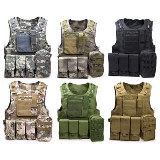 Áo giáp SWAT cao cấp