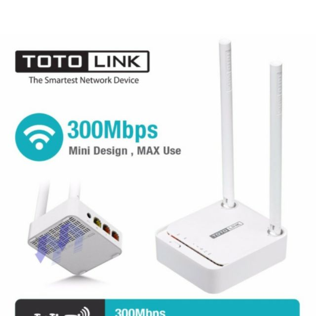 Bộ phát WiFi Router TOTOLINK N200RE-v3