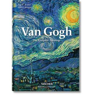 Sách Ngoại Văn Van Gogh The complete paintings thumbnail