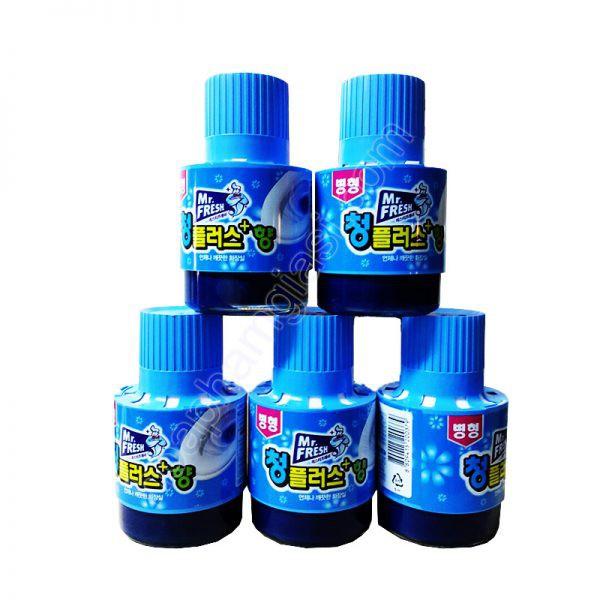 Cốc thả bồn cầu tự động làm sạch diệt khuẩn và làm thơm Mr.Fresh – Hàn Quốc - 22775146 , 690873613 , 322_690873613 , 45000 , Coc-tha-bon-cau-tu-dong-lam-sach-diet-khuan-va-lam-thom-Mr.Fresh-Han-Quoc-322_690873613 , shopee.vn , Cốc thả bồn cầu tự động làm sạch diệt khuẩn và làm thơm Mr.Fresh – Hàn Quốc