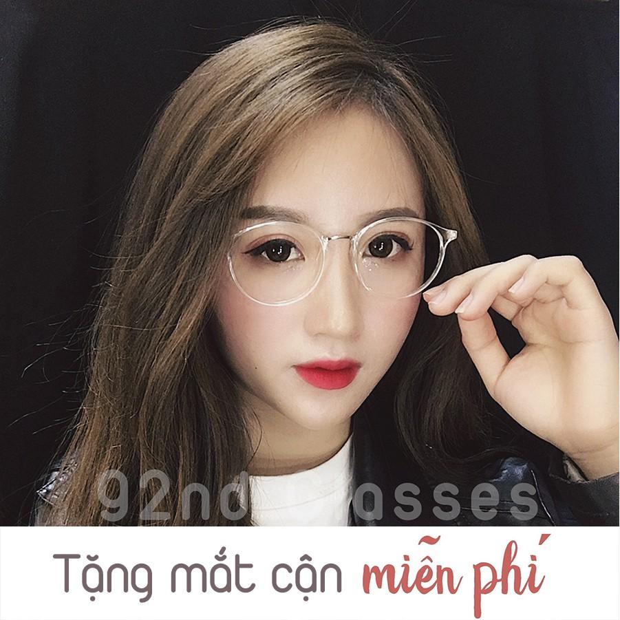 Kính cận nhựa dẻo Hàn Quốc 2168 – Tặng mắt cận miễn phí