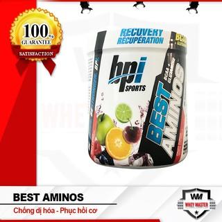 PHỤC HỒI CƠ BẮP BEST AMINOS BPI SPORTS