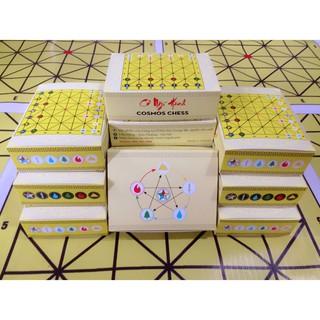 """Combo 10 bộ """"Cờ ngũ hành – Cosmos Chess"""""""