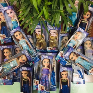 [ ĐỒ CHƠI CHO BÉ] Búp bê đồ chơi Elsa và Ana siêu rẻ ( 19k/Sp)