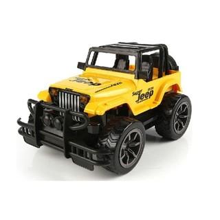 Xe ô tô điều khiển từ xa kiểu Jeep vượt địa hình
