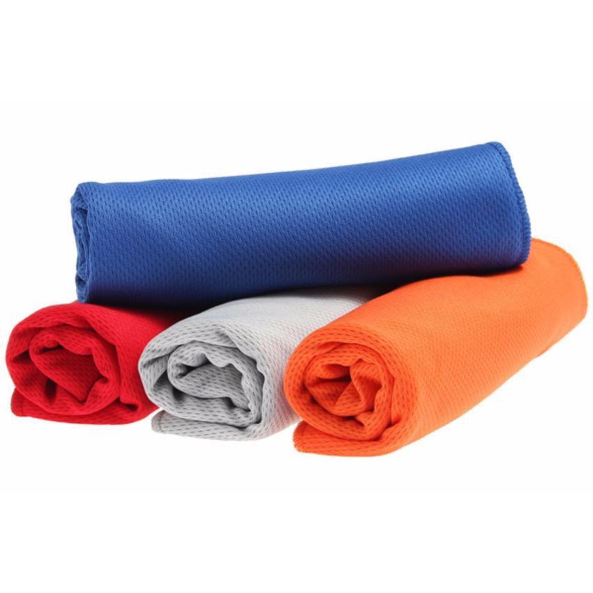 Khăn Lạnh Đa Năng - Khăn Thể Thao Cool Towel MÀU Ngẫu nhiên Loại Tốt