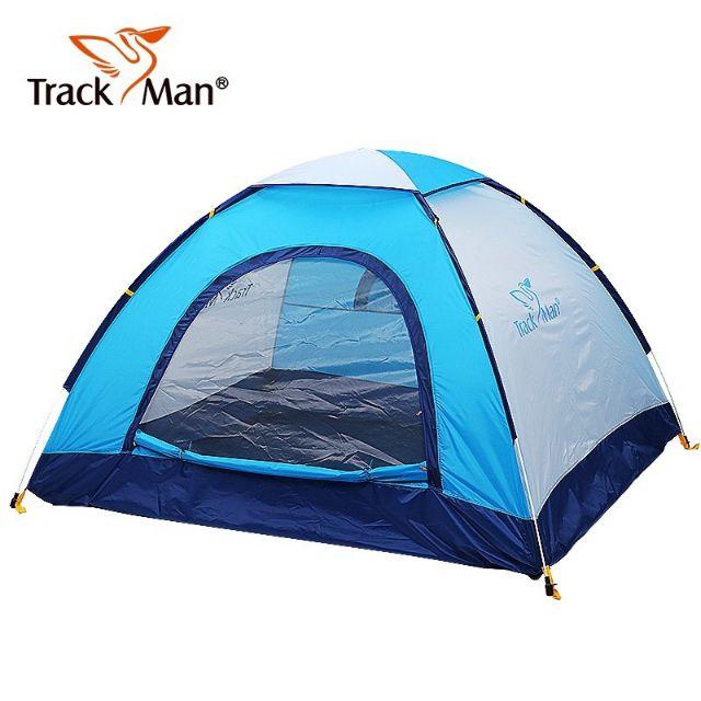[Mã MASO2207 hoàn 15%, tối đa 35K xu đơn 99K] Lều du lịch tự bung Trackman TM1113