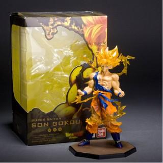 Mô Hình Dragon Ball Figure Son Goku Super Saiyan Cao 17cm – Mẫu 01
