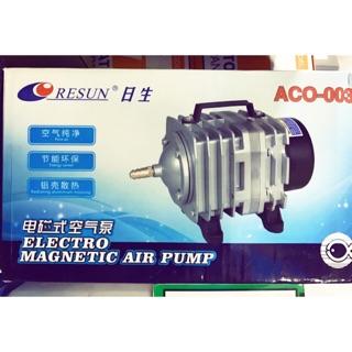Máy thổi khí oxy resun aco 003 ( máy thổi oxi)