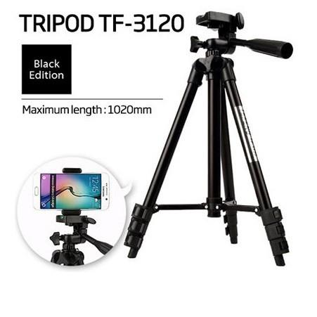 Gậy 3 chân chụp hình máy ảnh, điện thoại Tripod TF - 3120 loại tốt - 2641609 , 944578009 , 322_944578009 , 99000 , Gay-3-chan-chup-hinh-may-anh-dien-thoai-Tripod-TF-3120-loai-tot-322_944578009 , shopee.vn , Gậy 3 chân chụp hình máy ảnh, điện thoại Tripod TF - 3120 loại tốt