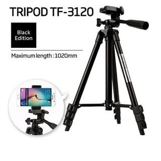 Gậy 3 chân chụp hình máy ảnh, điện thoại Tripod TF – 3120 loại tốt