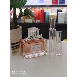 mẫu thử nước hoa 2-10ml Nước hoa nữ Miss Dior absolute blooming thumbnail