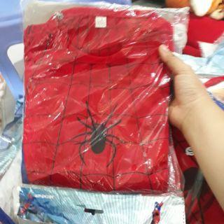 Bộ đồ hóa trang siêu nhân nhện