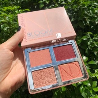 Bảng Má Hồng Và Bắt Sáng Natasha Denona Bloom Blush & Glow Palette thumbnail