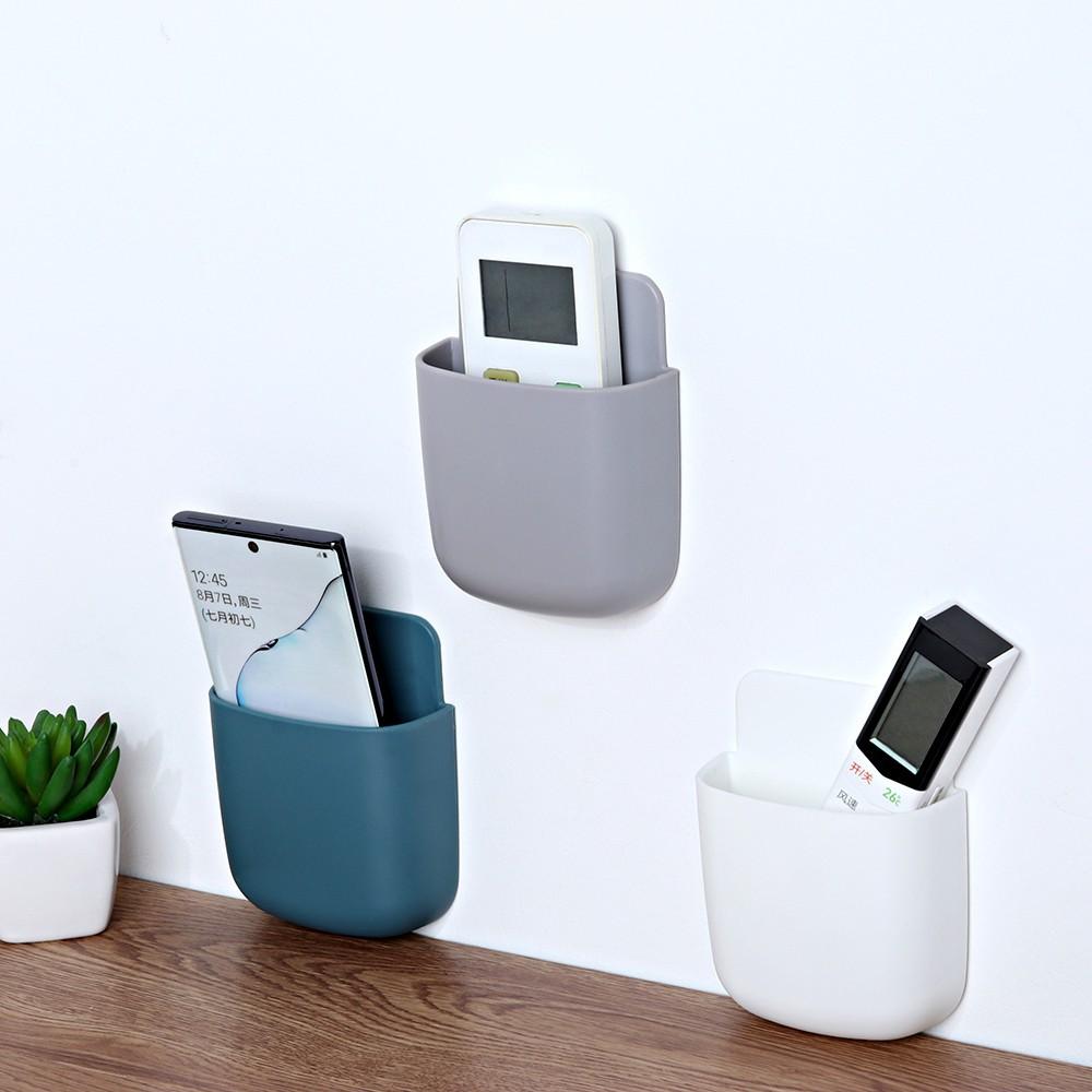 Khay gắn tường để đựng remote điều khiển máy lạnh tiện dụng - Hộp lưu trữ  điều khiển từ xa treo tường | Shopee Việt Nam