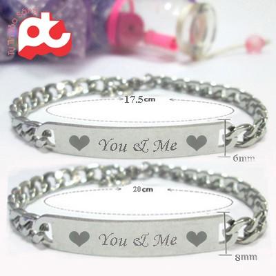 [SY] Lắc tay cặp đôi You&Me