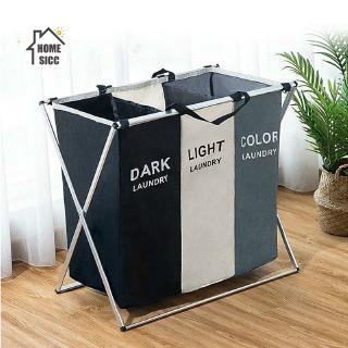 Lồng giặt 2 lưới 3 lưới, có thể đựng quần áo bẩn, ngăn dễ sử dụng. Bộ sưu tập tiện lợi không chiếm không gian.