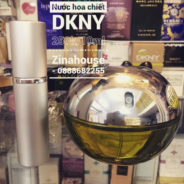 Nước hoa chiết DKNY xanh 10ml