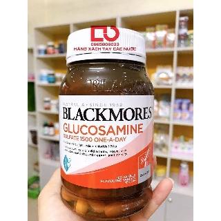 Viên uống xương khớp glucosamin blackmore Úc 180v