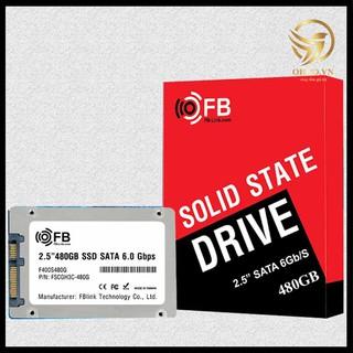 Ổ Cứng SSD FB-Link 120GB 240GB 480GB Đọc Ghi Tốc Độ Cao Ổ Cứng SSD 2.5inch Máy Tính Cổng SATA Chính Hãng - OHNO VIỆT NAM thumbnail