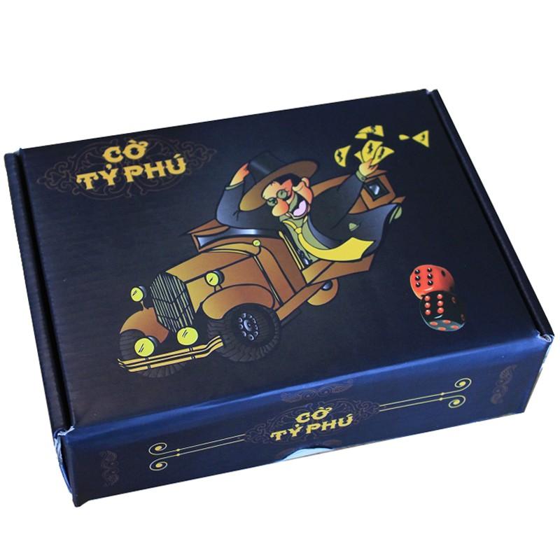 Bộ Cờ Tỷ Phú Việt Nam Boardgame - 2641346 , 636693578 , 322_636693578 , 350000 , Bo-Co-Ty-Phu-Viet-Nam-Boardgame-322_636693578 , shopee.vn , Bộ Cờ Tỷ Phú Việt Nam Boardgame