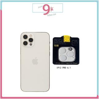 DÁN bảo vệ CAMERA trong suốt cho iPHONE 12 PRO ( 6.1 ) thumbnail
