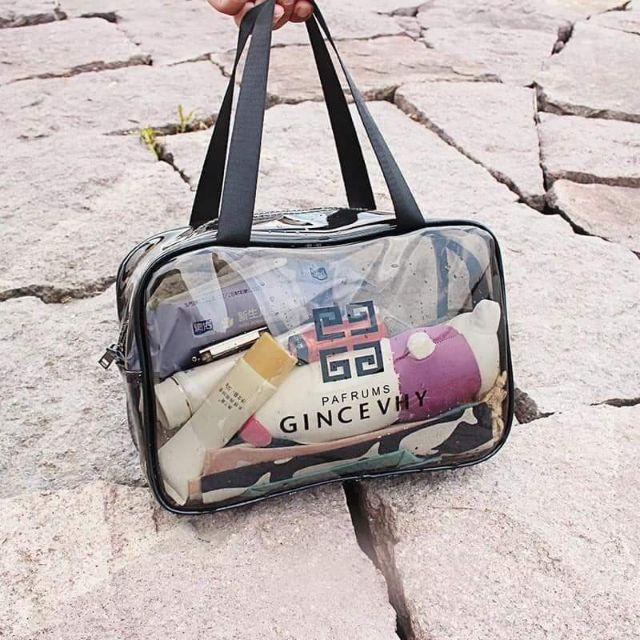 Túi nhựa thời trang ( 3 set )