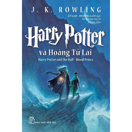 Sách: Harry Potter và Hoàng Tử Lai - Tập 06 (Tái bản lần thứ 23) - 3432810 , 801690487 , 322_801690487 , 215000 , Sach-Harry-Potter-va-Hoang-Tu-Lai-Tap-06-Tai-ban-lan-thu-23-322_801690487 , shopee.vn , Sách: Harry Potter và Hoàng Tử Lai - Tập 06 (Tái bản lần thứ 23)