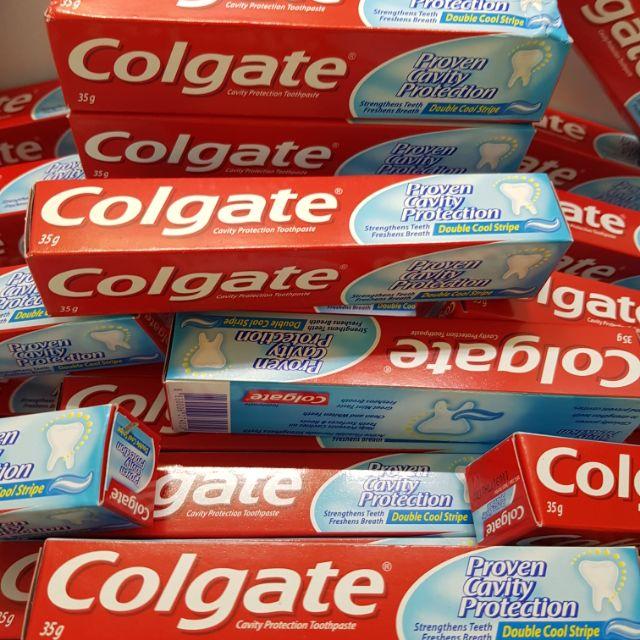 Kem đánh răng Colgate của Mỹ