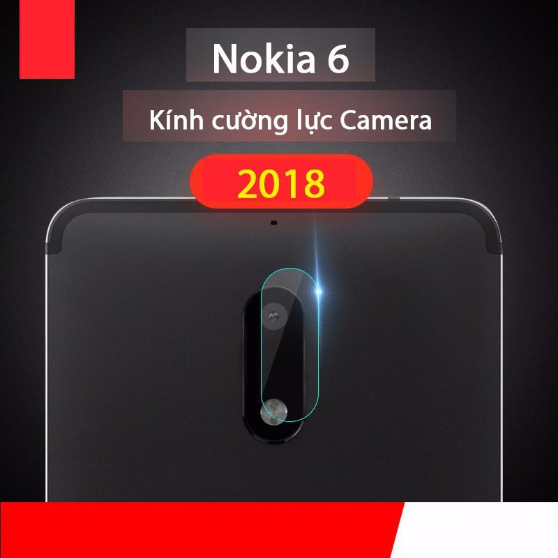 Kính cường lực Camera Nokia 6