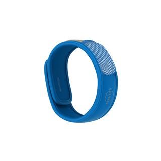 Viên chống muỗi PARA KITO kèm vòng đeo tay bằng vải màu xanh dương (loại 2 viên) - PARA KITO -PCWB03