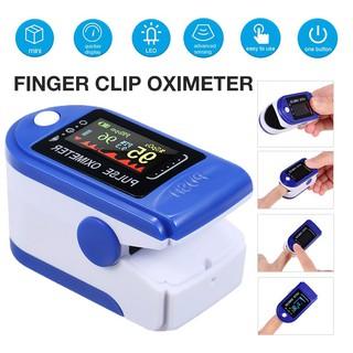 Máy đo nhịp tim nồng độ oxy trong máu cầm tay cho kết quả đo nhanh và có độ chính xác cao alex thumbnail